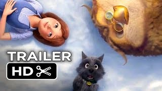 Nonton Legends Of Oz: Dorothy's Return Official Trailer #2 (2014) - Lea Michele, Hugh Dancy Movie HD Film Subtitle Indonesia Streaming Movie Download