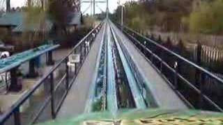 Kingda Ka Front Row Video - YouTube