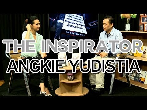 THE INSPIRATOR: Angkie Yudistia – Beyond The Limitation