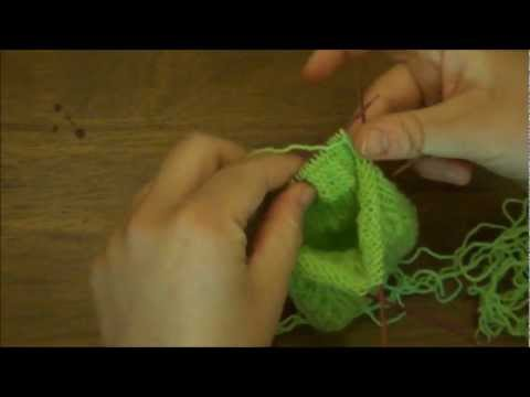 Socken stricken – Teil 2: Die Ferse