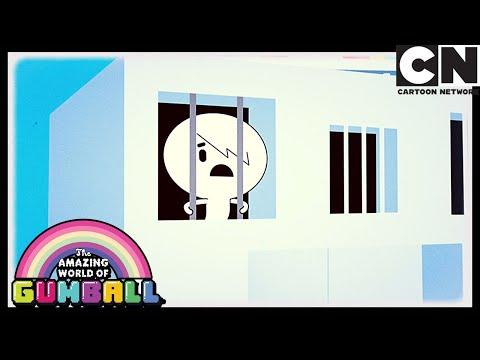 Evil Balloon   Gumball   Cartoon Network видео
