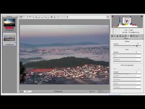 Adobe Photoshop CC 2015 - Camera Raw 9.1 (Phần 1)