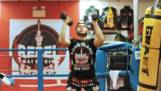 Strength & Conditioning at Rebel Thaiboxing