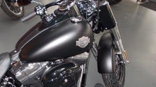 8. 2013 Harley-Davidson Softail Slim