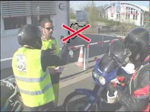 Nürburgring, Nordschleife Safety Video.