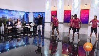 "EBS Special Show:  Alemeye Getachew ""አይደልም እንደ ዋሸሁ እንድ"""
