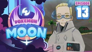 COLRESS APPREARS!! - Pokemon Sun and Moon Playthrough (Episode 13) by Tyranitar Tube