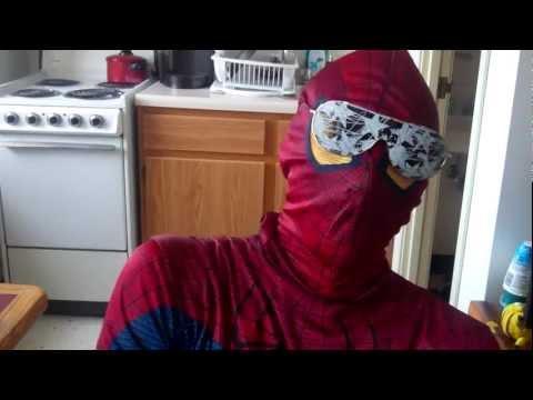 Spider-Man vs Gangnam Style