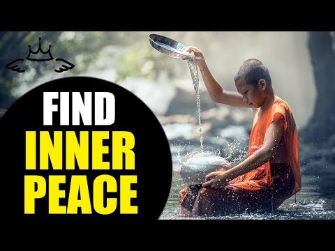 How To Find Inner Peace NOW
