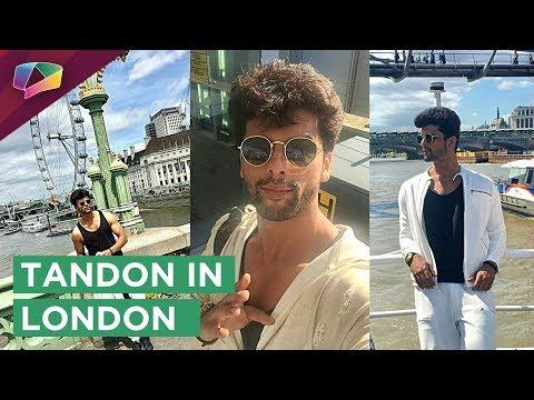 Kushal Tandon's Vacation Mode In London | Beyhadh