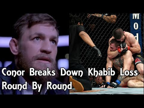 Conor McGregor Gives Breakdown of Khabib Nurmagomedov Loss: If No Rematch, I'll Face Next In Line
