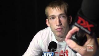 Robbie Hummel Draft Combine Interview