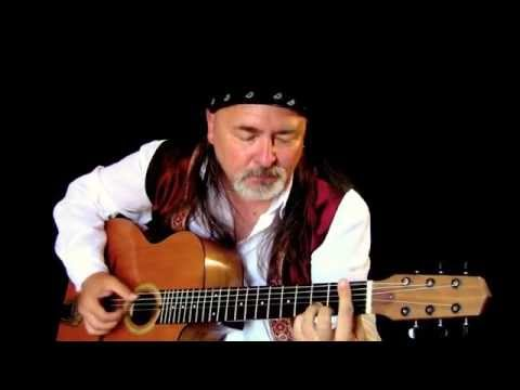 Pirates Of The Caribbean ( Resurrected ) - Igor Presnyakov - acoustic guitar