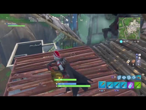 Doublepump is back/Grind/Decent player/good builder