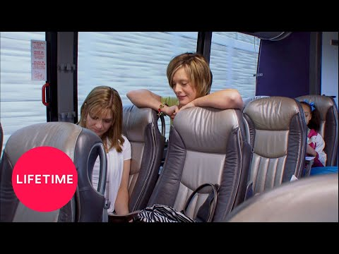 Dance Moms: Cathy Won't Take The Bus (season 1, Flashback) | Lifetime