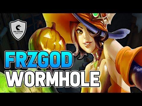 frzgod Evie Competitive (Pro Player) WORMHOLE / Godlike X13