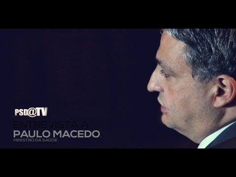 PSD@TV Entrevista Paulo Macedo