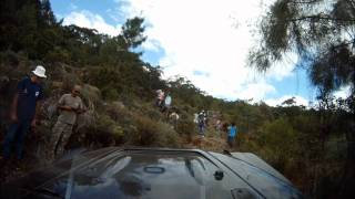 Poindimie New Caledonia  city pictures gallery : Offroad Povilla (Poindimié - New Caledonia) 14/08/2011