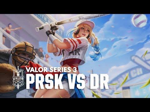 Valor Series Season 3 Highlights: PrideStark Empire vs Dino Riders