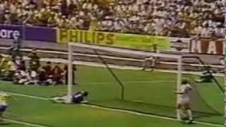 WM 1970: Gordon Banks mit einer der besten Paraden aller Zeiten gegen Pele