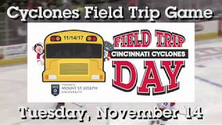 Cyclones TV: 2017 Field Trip Game