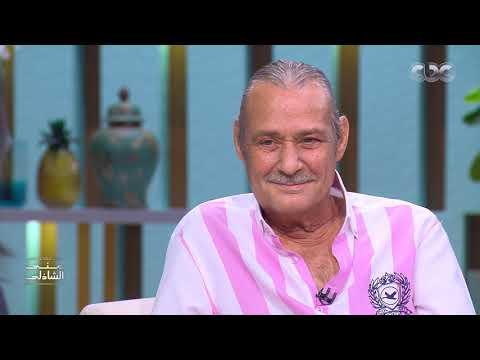 فاروق الفيشاوي: أحمد الفيشاوي فرح بإعلاني عن مرضي