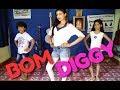 Bom Diggy Diggy (DANCE) | Zack Knight | Jasmin Walia | Sonu Ke Titu Ki Sweety || Akanksha ||