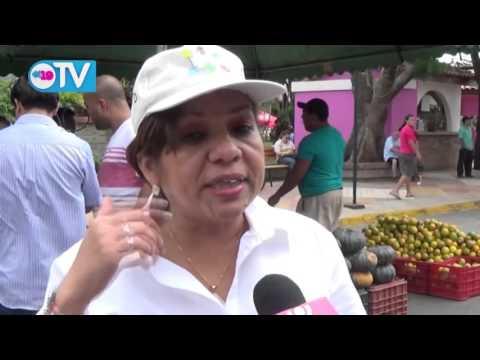 Estelianos disfrutan Feria dedicada a la Purísima