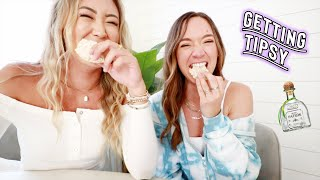 getting tipsy with lauren lol by Alisha Marie Vlogs