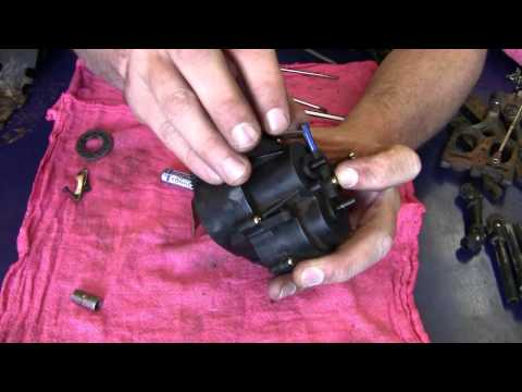 how to rebuild t-maxx 2.5 transmission
