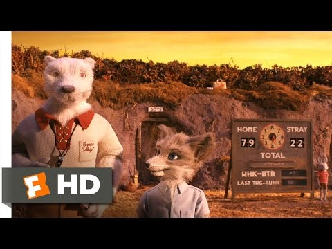 Fantastic Mr. Fox (2/5) Movie CLIP - Whack-Bat (2009) HD