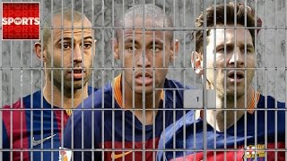 NEYMAR And MASCHERANO Facing Jail Time With MESSI? [More FC Barcelona TAX Evasion], neymar, neymar Barcelona,  Barcelona, chung ket cup c1, Barcelona juventus