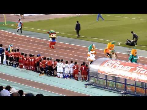 2013.05.06 愛媛のゆるキャラ100m走