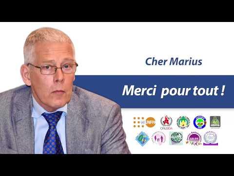 Hommage à Marius DE JONG