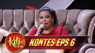 Video Hebat! Master Bertha Tau Kalau Fandi Lagi Kurang Fit - Kontes KDI Eps 6 (13/7) MP3, 3GP, MP4, WEBM, AVI, FLV Januari 2019