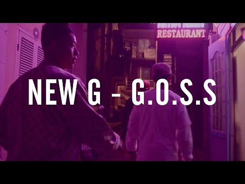 G.o.s.s - New G [y.wolf Ft. Wean, Greener] (official Mv)