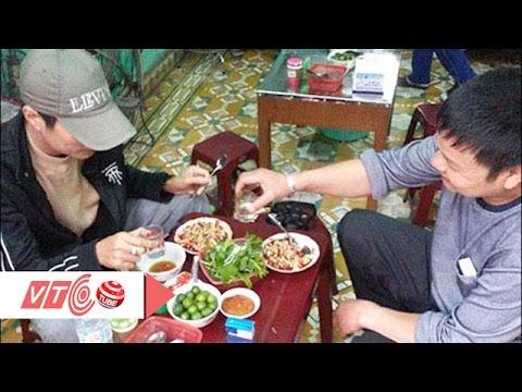 Quán Ốc Minh Hương Quận 11: Sự thật chết người khi ăn tiết canh lợn