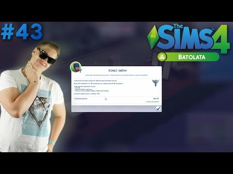 BATOLATA A POVÝŠENÍ | The Sims 4 #43