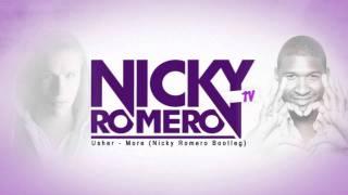 Video Usher - More (Nicky Romero Bootleg) MP3, 3GP, MP4, WEBM, AVI, FLV Juni 2018