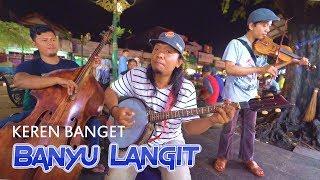 Video BANYU LANGIT - Suaranya Merdu & Syahdu Sekali Pengamen Akustik Jogja (ASTRO ACOUSTIC) Cover MP3, 3GP, MP4, WEBM, AVI, FLV April 2019