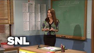 Gilly: Sex Ed Class with Sofia Vergara - SNL