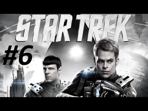 Let's Play Star Trek Das Videospiel German Part 6 Deutsch HD Gameplay Walkthrough 2013