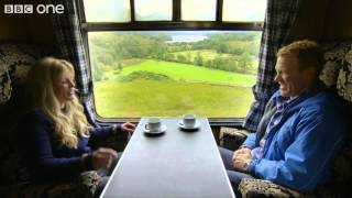 Glenfinnan United Kingdom  City new picture : A train journey to 'Hogwarts' - Secret Britain: Series 2 Episode 3 - BBC One