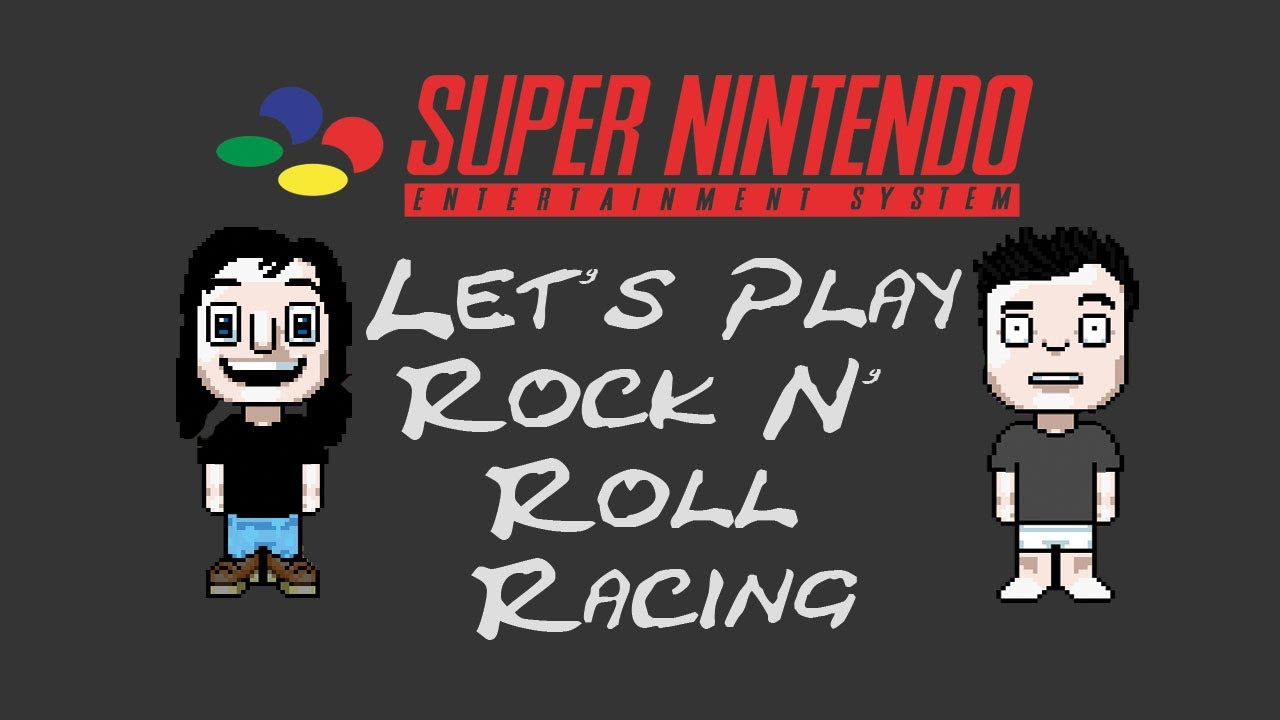 Spiele-Ma-Mo: Rock N' Roll Racing (SNES)