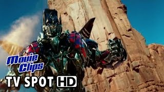 Transformers: Age of Extinction TV SPOT - Take The Gun (2014)
