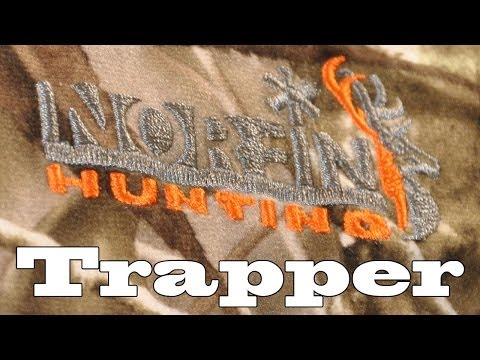 Відео огляд костюму Norfin Hunting Trapper Passion