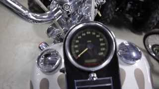 9. 2005 Harley-Davidson FXSTB Softail Night Train