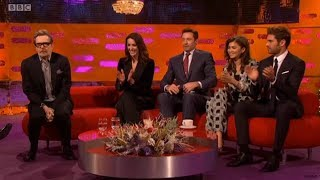 Video Graham Norton Show S22E13 - Hugh Jackman, Zendaya, Zac Efron, Suranne Jones, Gary Oldman MP3, 3GP, MP4, WEBM, AVI, FLV September 2019