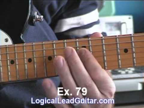 Pentatonic Guitar Scales Pattern 4 of 5 How To Play Pentatonic Scales on Guitar