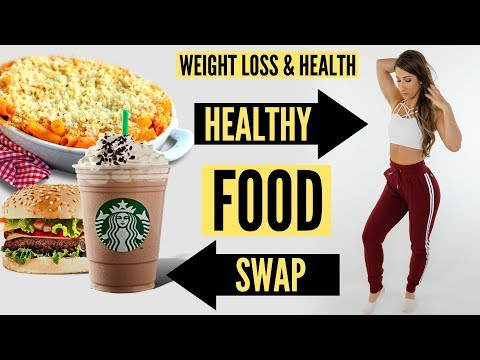 Fat burner - Food Swaps For Weight Loss & Health - Dietitian Talk